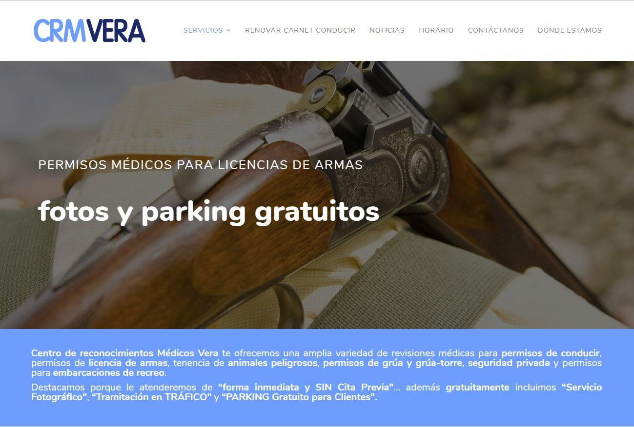 Nueva Página Web de Certificados Médicos en Castellón