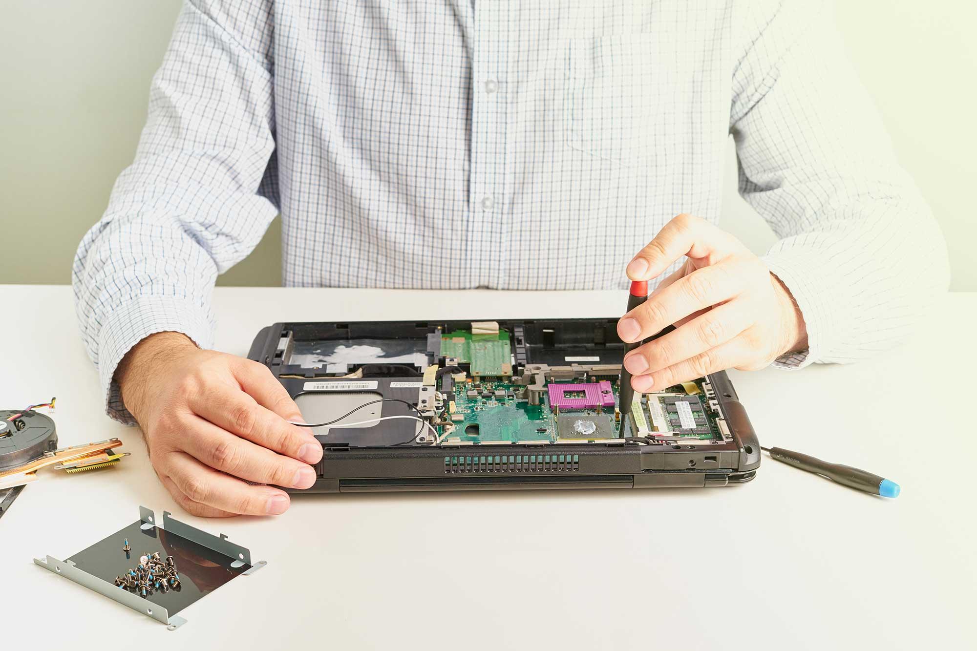 reparación ordenadores en Castellón