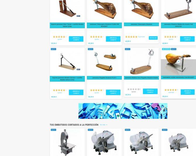 Presentamos la Web de Ferreidea Castellón ferreidea.com + Autoadministrable + Tienda Online + SEO
